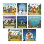 Julia Donaldson Home Learning Packs - Scholastic